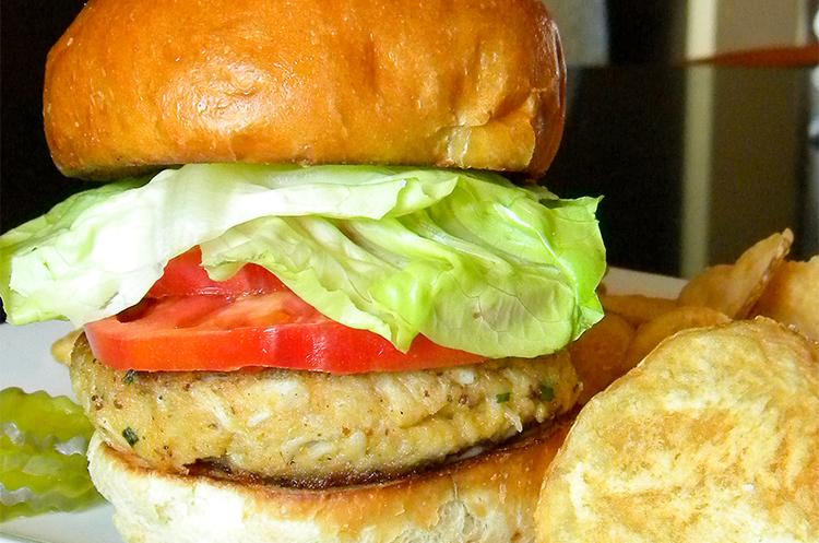 jumbo crab sandwich