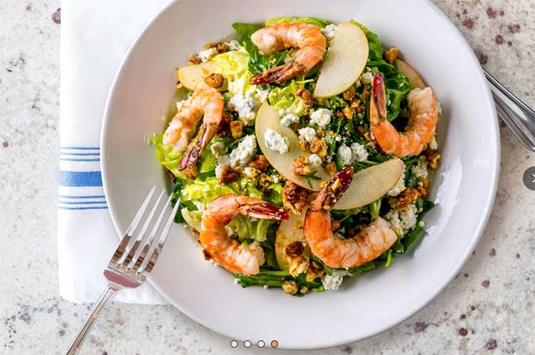 paul martins shrimp salad
