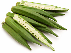 How to cook okra correctly