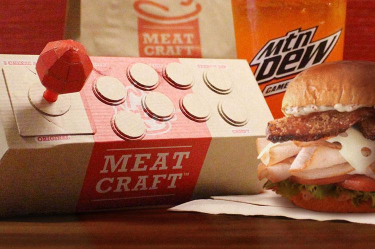 arbys meat craft
