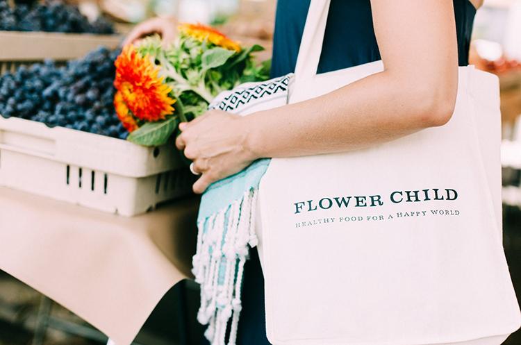 Flower child restaurant