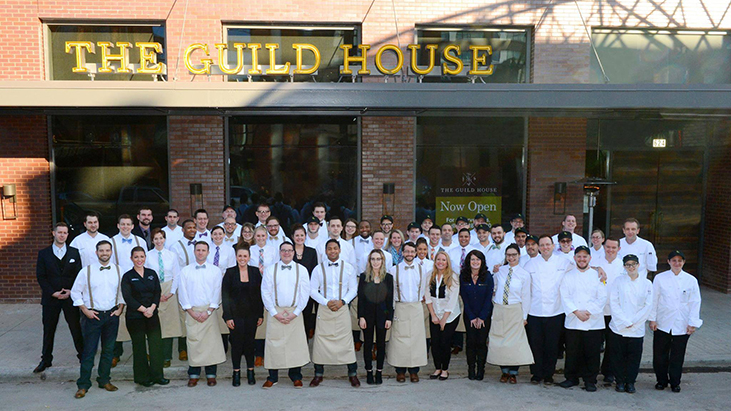 guild house staff
