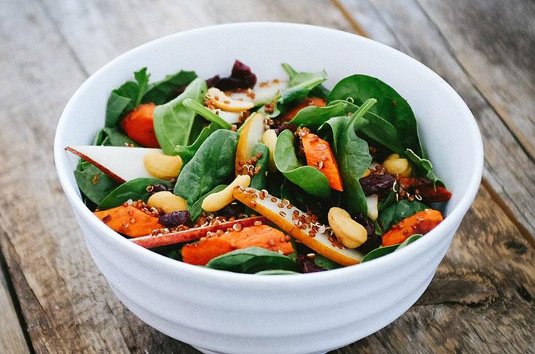 honeygrow salad