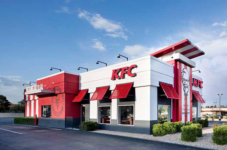 kfc exterior main