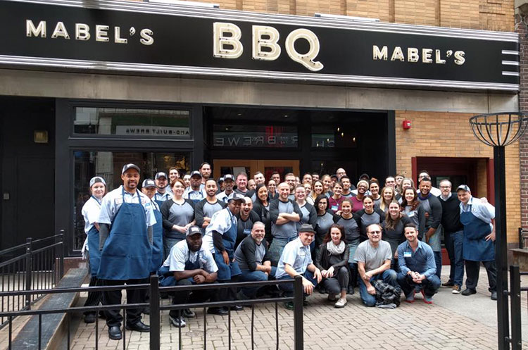 mabels bbq staff michael symon