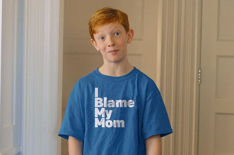 mcdonalds blame mom