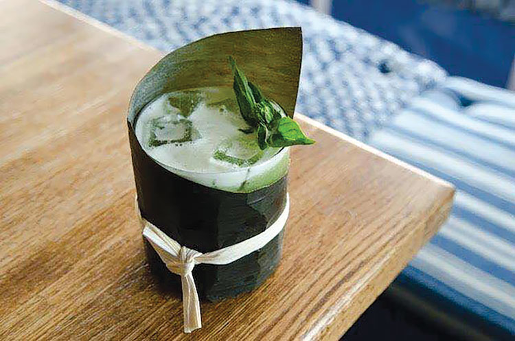 mezcaleria drink