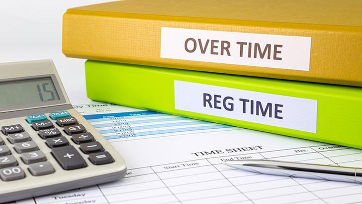 overtime payroll timesheet