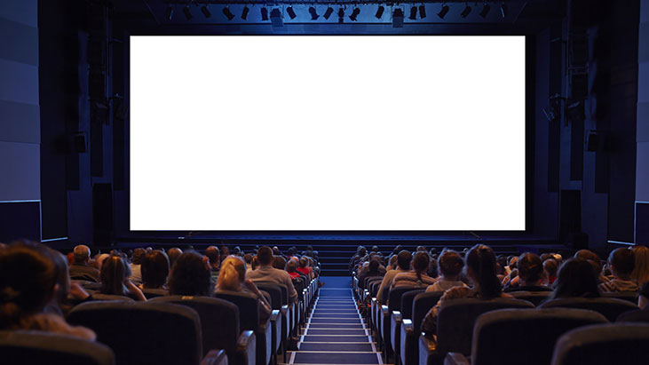 people movie theater
