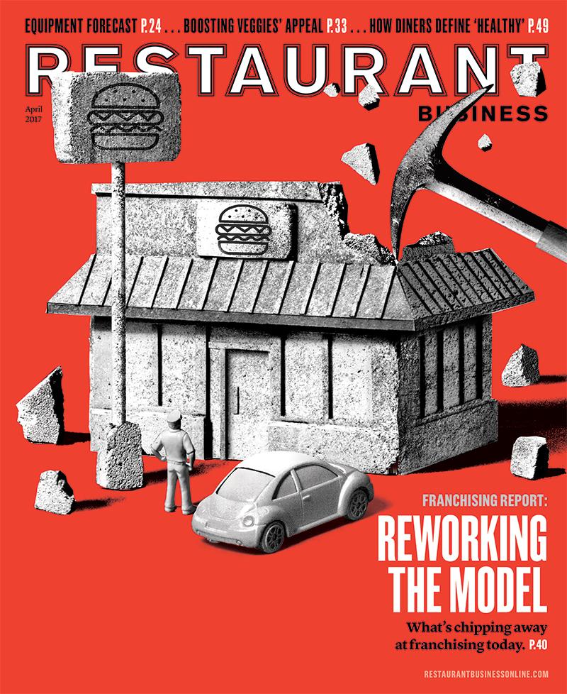 Restaurant Business Magazine April 2017 Issue