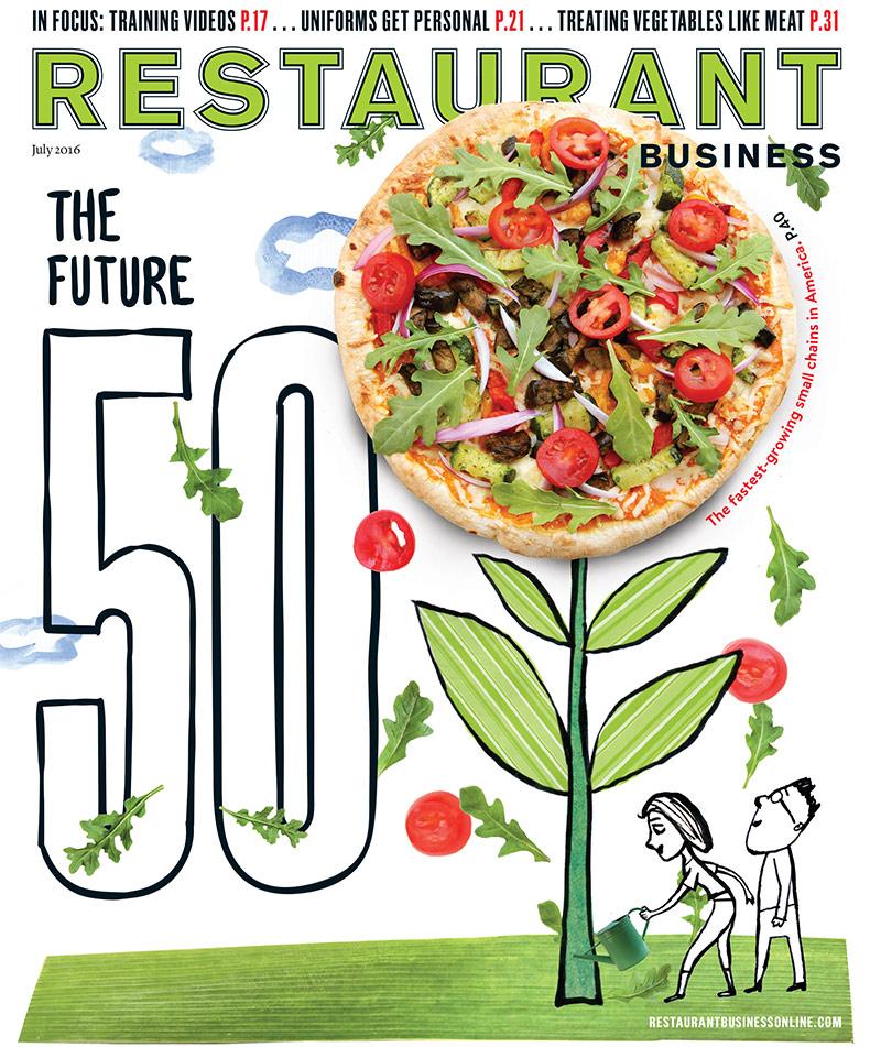 Restaurant Business Magazine July 2016 Issue
