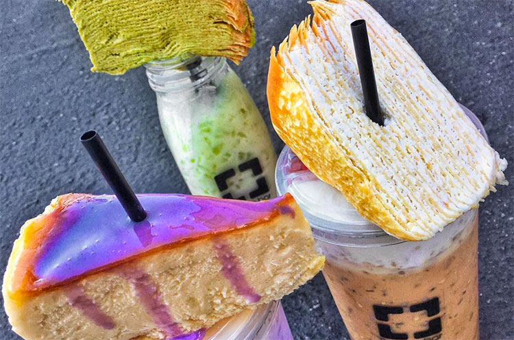 square bar cafe crepe drinks