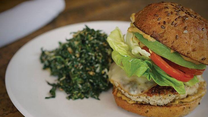 True Food Kitchen Burger true food kitchen names a new ceo